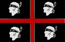 Inverse Sardinian Flag